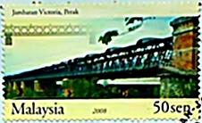 Jambatan Victoria, Perak