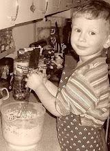 Mój 6 letni synek Władzio