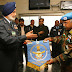 UN PEACE KEEPING MISSION TO SUDAN FLAGGED OFF