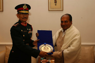 Nepal Army Chief Chief of Army Staff of Nepal