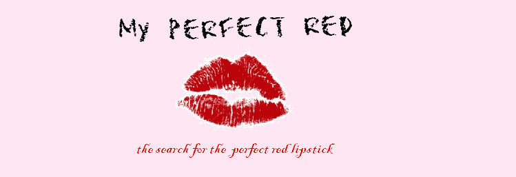 My Perfect Red