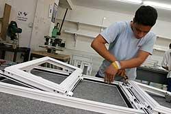Carpinteria de aluminio dyd diciembre 2008 for Carpinterias de aluminio en argentina