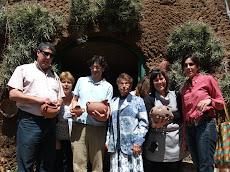 VISITA DE LOS ALUMNOS Y PROFESORES DEL MASTER DE TURISMO DE LA ULPGC.