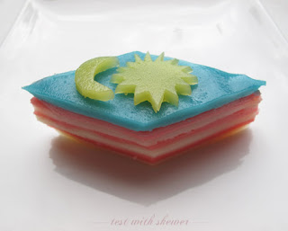 kuih lapis solo