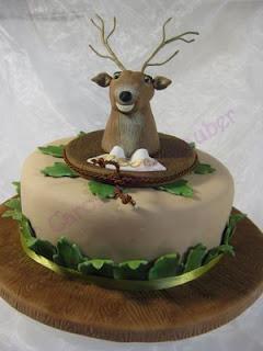 Man Cake Happy Birthday
