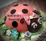 LADYBIRD 3D CAKE