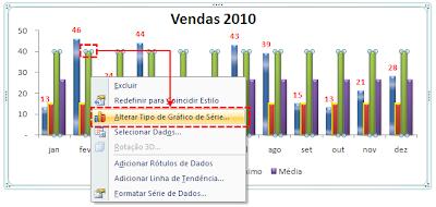tabela, dados, excel, gráfico, mínimo, máximo, média