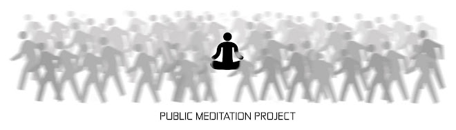 Public Meditation Project