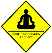 Public Meditation Project Logo