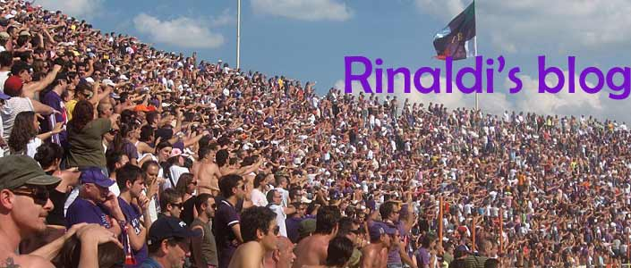 Rinaldi&#39;s Blog