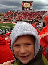 Utah Football October 2009