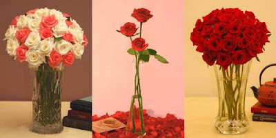 Roses and bouquets from Island Rose