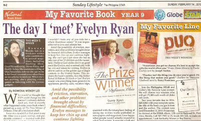 National Book Store and Philippine Star's My Favorite Book Year 9