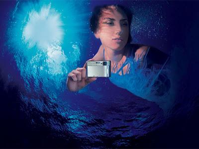 Sony Cyber-shot TX5 underwater