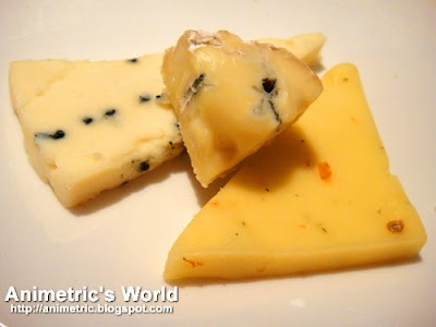 Very strong blue cheese, entry level blue cheese, and Habanero Cheddar Cheese