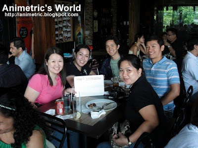 Bloggers at the Electrolux Trivia Day