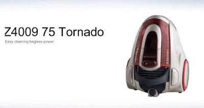 Electrolux Z4009 75 Tornado vacuum cleaner