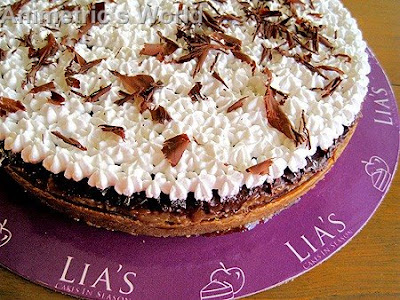 Lia's Cakes in Season's Chocobanana Indulgence
