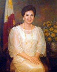 President Corazon C. Aquino