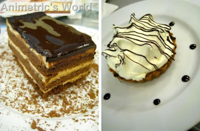 Mochamisu and Banoffee at Goodies n' Sweets