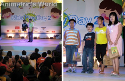 Wanlu the Ventriloquist at Skycable Fun Club Kids Play Day 2