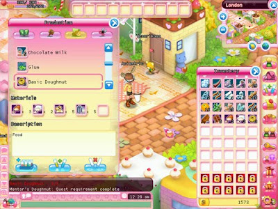 Item creation or crafting on Hello Kitty Online HKO Philippines
