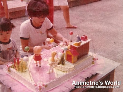 Animetric at 3 years old