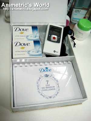 Dove 7 Day No Mirror Challenge Kit