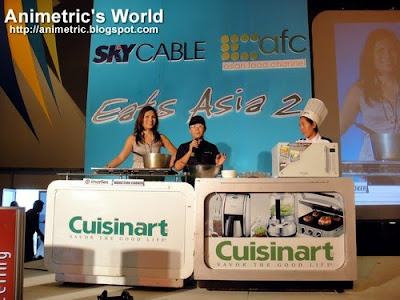 Skycable Eats Asia 2