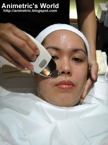 How To Use Nu Skin Galvanic Spa