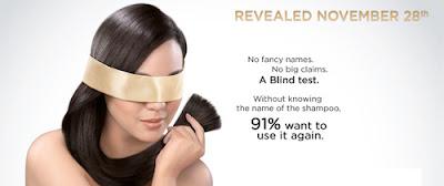 mystery shampoo blind test
