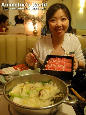 Hot Pot at Mo-Mo Paradise