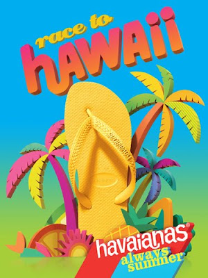 Havaianas Always Summer Race to Hawaii