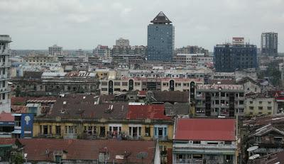 >world economic crisis effects on Burma