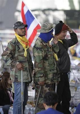 >Thailand Airport Will Stay Shut