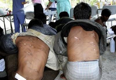 >Rohingyas claim Burmese troop abuse