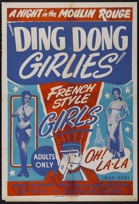 Posters: Películas eróticas antiguas // Old erotic movies