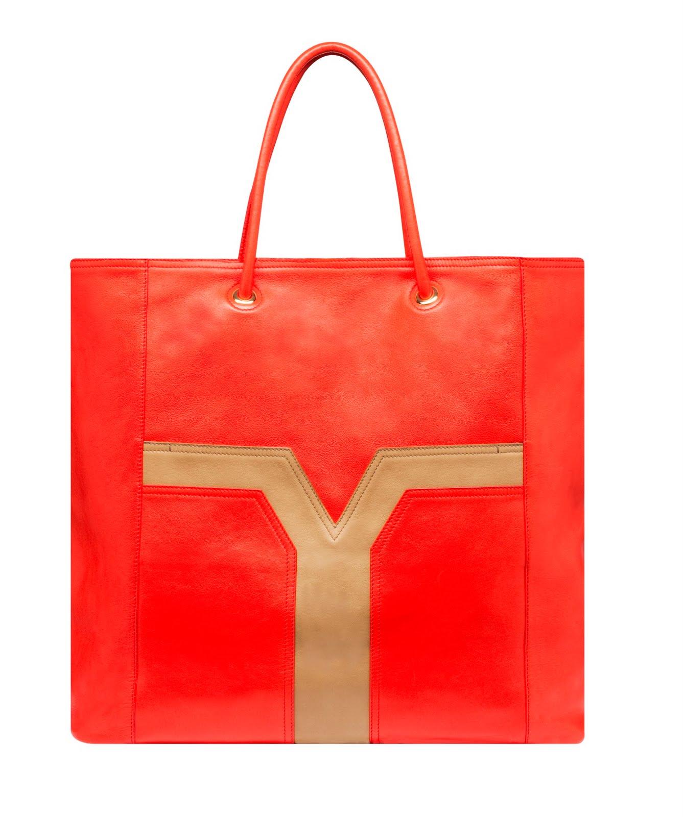 Hong Kong Fashion Geek: Bag Lady: YSL Lucky Chic