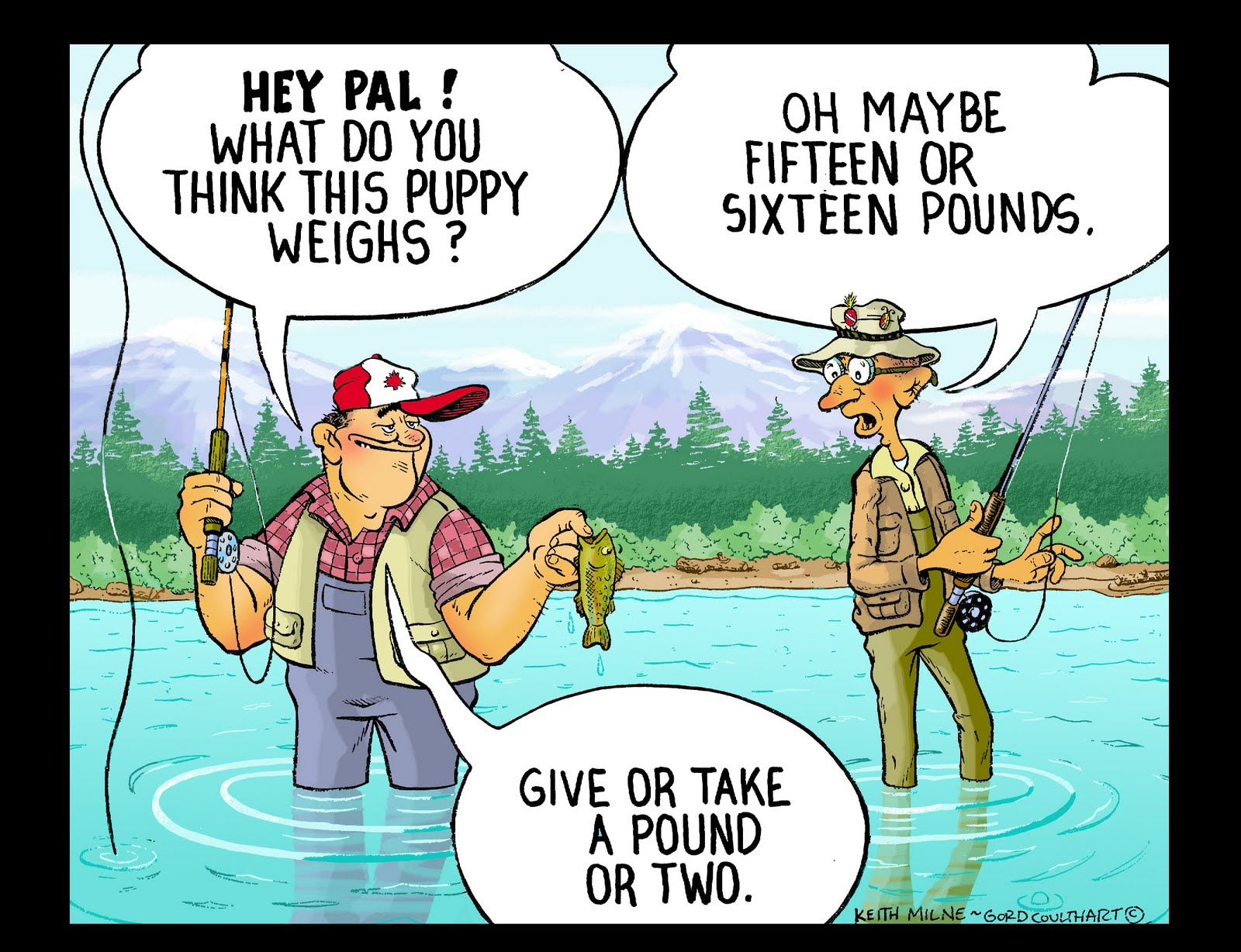 Cartoons about fishing movie search engine at for Fish cartoon movie