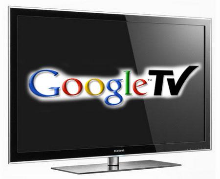 SURGE GOOGLE TV . para unir la television y la internet en un solo lugar