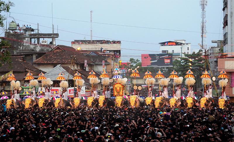 Thrissur Pooram 2