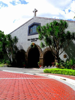 Holy Family Chapel - Quaint Eastwood's House of Worship