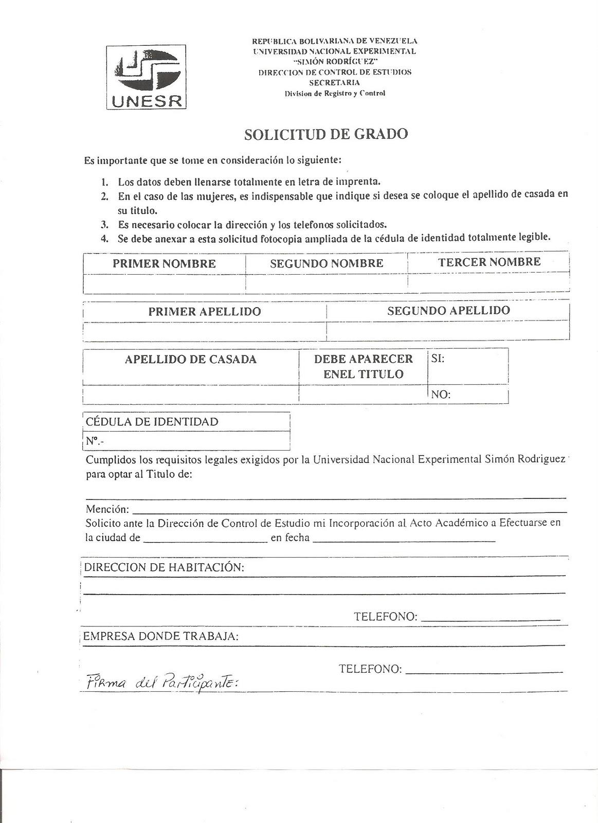 Descargar planilla de solicitud de tarjeta de credito for Solicitud de chequera banco venezuela