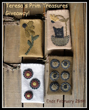 Teresas Prim Treasures Giveaway