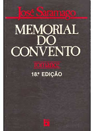 MEMORIAL DO CONVENTO - JOSÉ SARAMAGO - Resenha