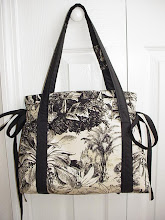Rebecca Tote Bag Pattern