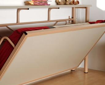 Camas abatibles para ahorrar espacio decora tu casa - Camas nido abatibles ...