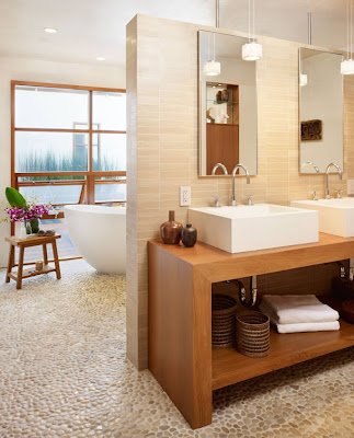 tropical,house,bathroom,design,interior,wood,architecture