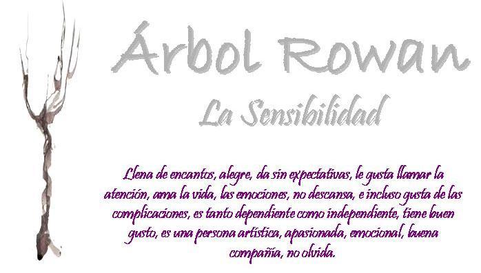 Árbol Rowan