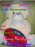6th Contest - Baby with bear / ball